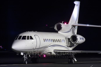 M-WING - Private Dassault Falcon 900 series