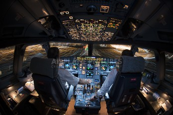 - - Unknown Airbus A321
