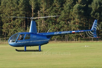 SP-MPB - Private Robinson R44 Astro / Raven