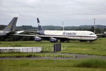 PR-SKM - Skymaster Airlines Douglas DC-8-62CF