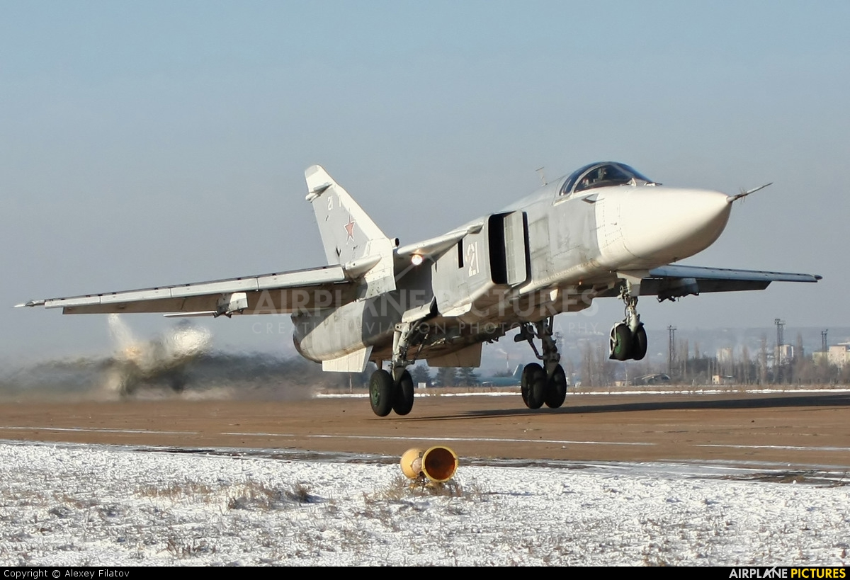 Russia - Air Force 21 aircraft at Undisclosed Location