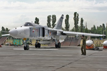 24 - Russia - Air Force Sukhoi Su-24MR
