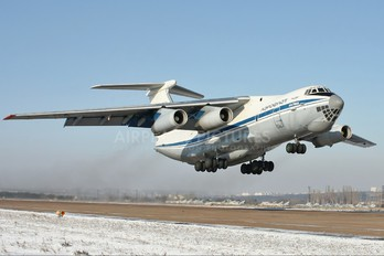 RA-76551 - Russia - Air Force Ilyushin Il-76 (all models)