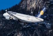 D-AIBD - Lufthansa Airbus A319 aircraft
