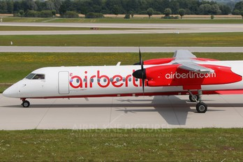 D-ABQG - Air Berlin de Havilland Canada DHC-8-400Q / Bombardier Q400