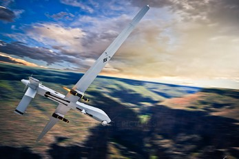 - - USA - Air Force General Atomics Aeronautical Systems MQ-1 Predator