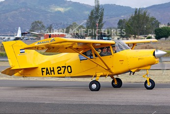 FAH-270 - Honduras - Air Force Maule MXT-7 series Star Rocket