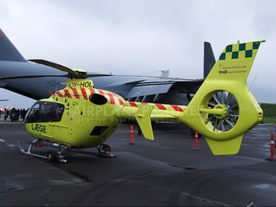 OY-HOL - Nordic Air Ambulance Eurocopter EC135 (all models)