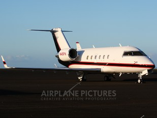 N45PH - Private Canadair CL-600 Challenger 601