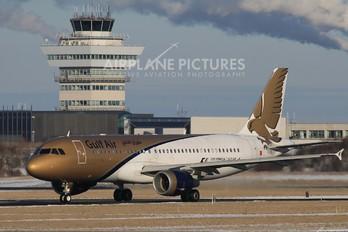 A9O-AO - Gulf Air Airbus A320