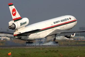 S2-ACP - Biman Bangladesh McDonnell Douglas DC-10