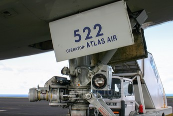 N522MC - Atlas Air Boeing 747-200SF