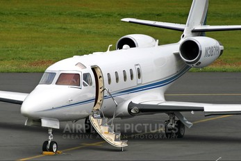 N387PA - Private Gulfstream Aerospace G100
