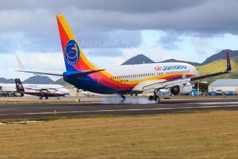 9Y-JMF - Air Jamaica Boeing 737-800