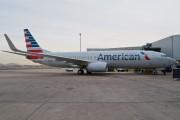 N908NN - American Airlines Boeing 737-800 aircraft
