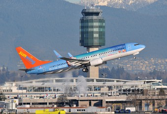 C-FRZJ - Sunwing Airlines Boeing 737-800