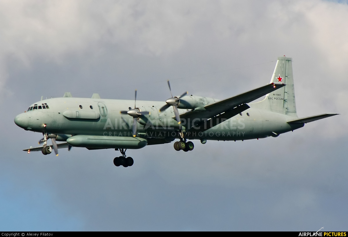 Russia - Air Force RF-75931 aircraft at Undisclosed Location