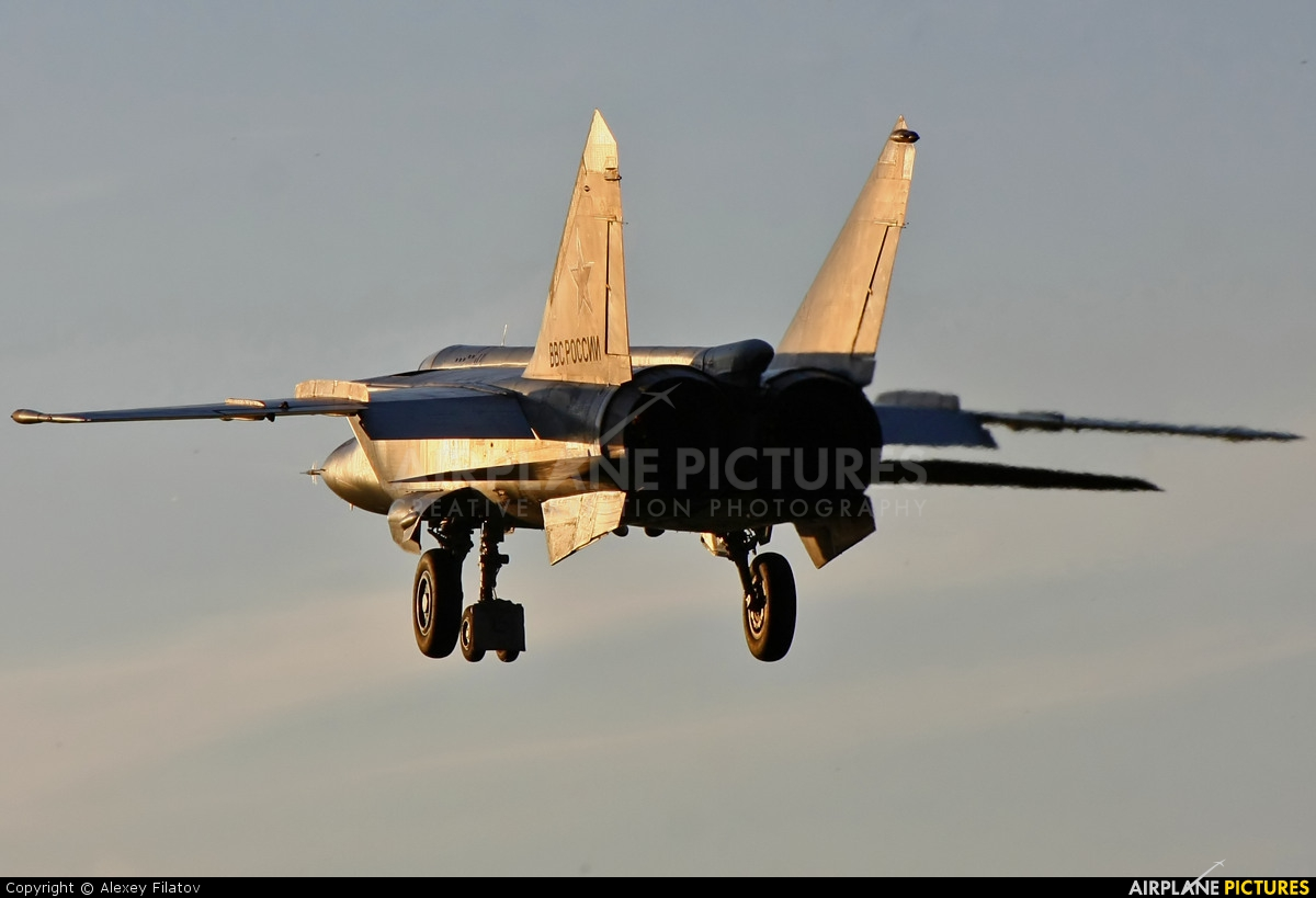 Russia - Air Force 32 aircraft at Undisclosed Location