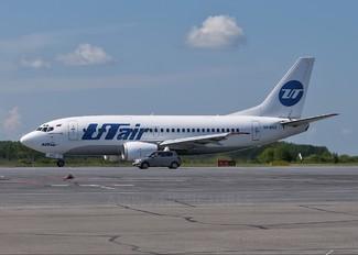 VP-BVZ - UTair Boeing 737-500