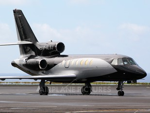 F-GLSJ - Private Dassault Falcon 50