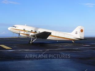 TZ391 - Mali - Government Douglas DC-3