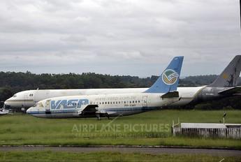 PP-SMR - VASP Boeing 737-200