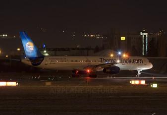 G-JMAB - Thomas Cook Boeing 757-300