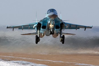 04 - Russia - Air Force Sukhoi Su-34
