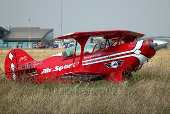 LZ-AIR - Private Pitts S-2B Special