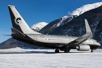 VP-BRT - Private Boeing 737-700 BBJ