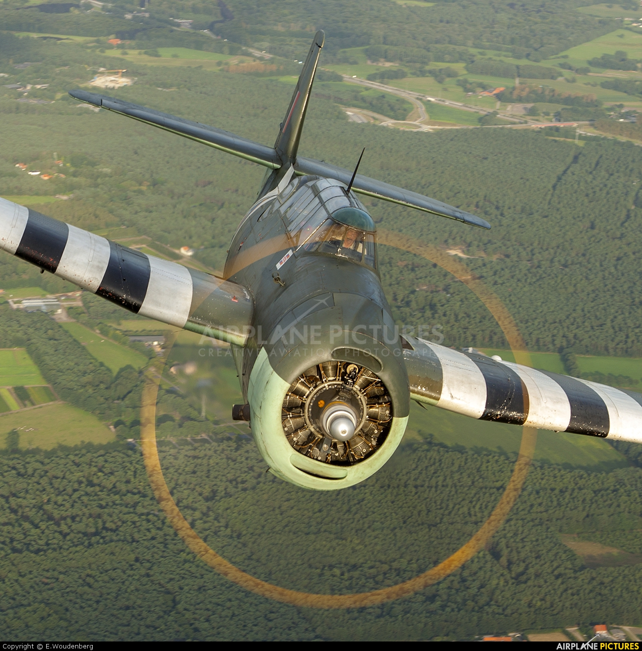 Private F-AZJA aircraft at In Flight - Belgium