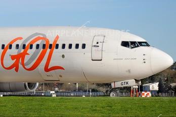 PR-GTK - GOL Transportes Aéreos  Boeing 737-800