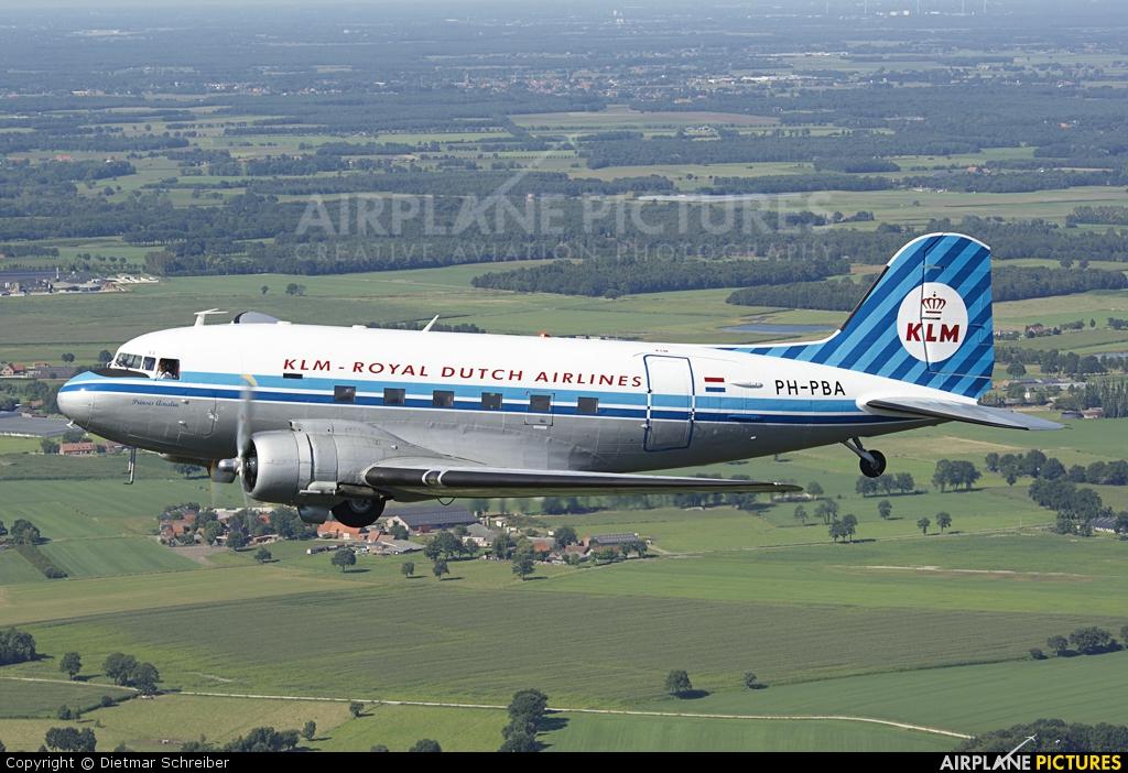 DDA Classic Airlines PH-PBA aircraft at In Flight - Belgium
