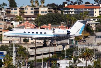 N55TD - Private Gulfstream Aerospace G-IV,  G-IV-SP, G-IV-X, G300, G350, G400, G450