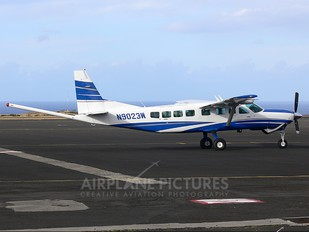 N9023W - Private Cessna 208 Caravan