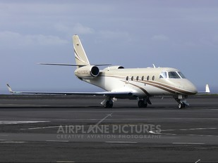 N372AS - Private Gulfstream Aerospace G150