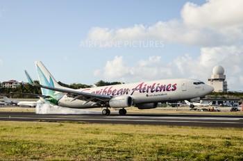 9Y-SLU - Caribbean Airlines  Boeing 737-800