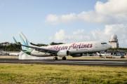 9Y-SLU - Caribbean Airlines  Boeing 737-800 aircraft