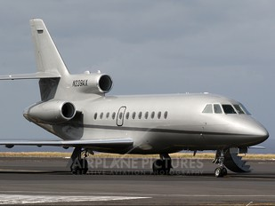 N239AX - Aspen Executive Air Dassault Falcon 900 series