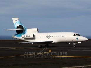 G-GALX - Charter Air Dassault Falcon 900 series