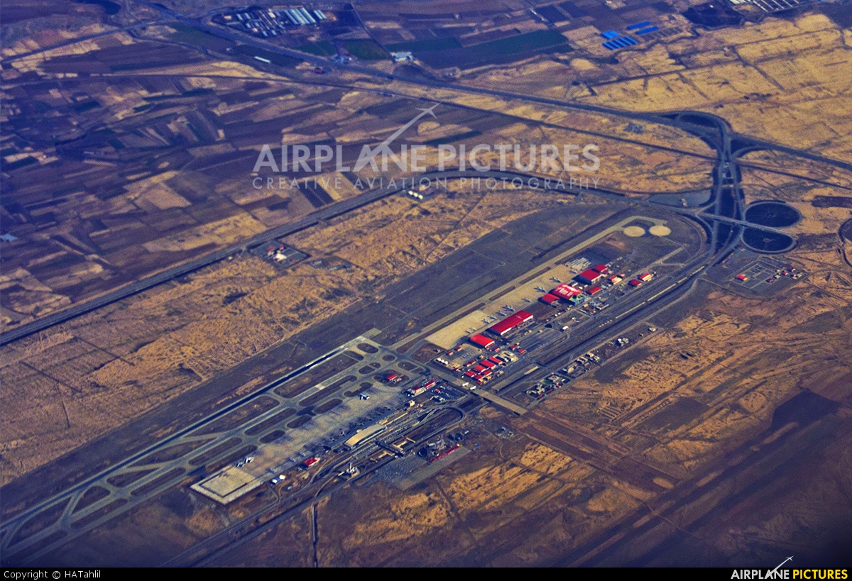 - Airport Overview - aircraft at Tehran - Imam Khomeini Intl