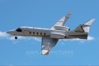 N31GQ - Private Learjet 31