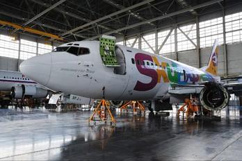 VP-BFJ - Sky Express Boeing 737-500