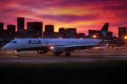 PR-AZG - Azul Linhas Aéreas Embraer ERJ-190 (190-100) aircraft