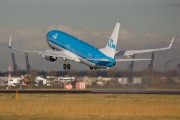 PH-BXC - KLM Boeing 737-800 aircraft