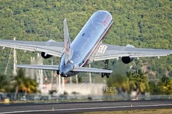 N682AA - American Airlines Boeing 757-200