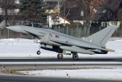 7L-WD - Austria - Air Force Eurofighter Typhoon S aircraft
