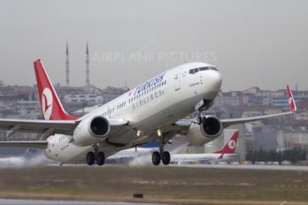 TC-JFK - Turkish Airlines Boeing 737-800