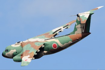 28-1002 - Japan - Air Self Defence Force Kawasaki C-1