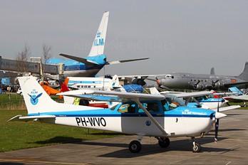 PH-WVO - KLM Aeroclub Cessna 172 Skyhawk (all models except RG)